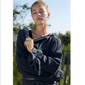 New free people movement Ojai Hoodie in carbon